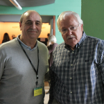 Angel Mª Pascual Blanco, docente IPIR junto el Dr. William Worden ( USA)