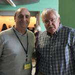 Angel Mª Pascual Blanco, docente IPIR junto el Dr. William Worden ( USA)